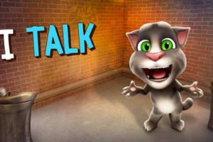My Talking Tom Game for Windows 10