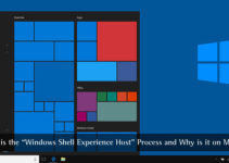 Windows Shell Experience Host