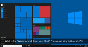 Fix High CPU Usage Caused by Windows Shell Experience Host