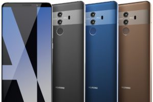 Huawei's Mate 10 Pro shows 3-camera setup and teases AI, according to leaks
