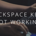 Fix: Spacebar, Enter and Backspace Key Not Working