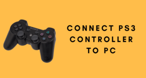 Connect PS3 Controller to PC