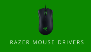 RAZER MOUSE DRIVERS