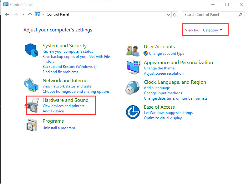 Fix Headphone Not Working in Windows 10 - The Windows Plus