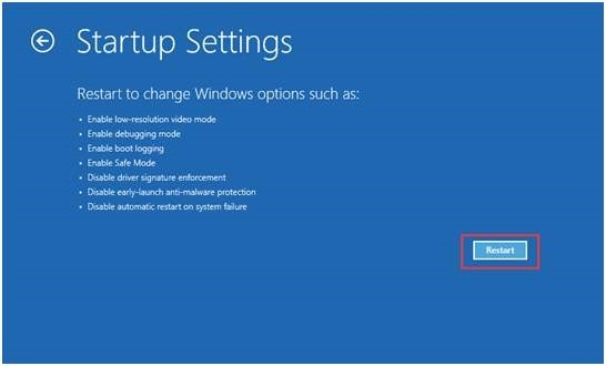How to Boot Into Advanced Startup Options in Windows 10 ...
