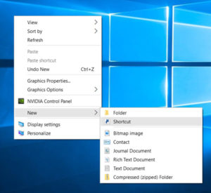 Remove Display Desktop Context Menu