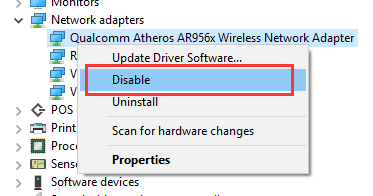 Fix Wi-Fi Adapter not showing up Windows 10 - The Windows Plus