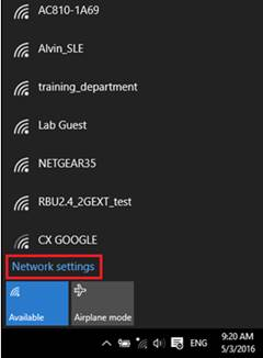 How to Connect to a Hidden Wi-Fi Network in Windows 10 - The