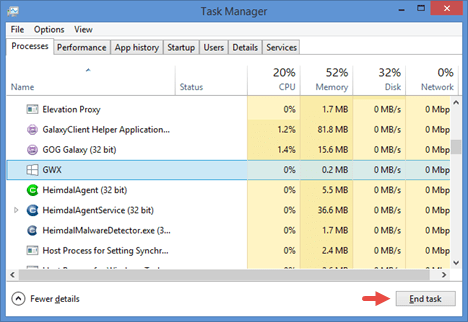 how to turn off win 10 update notification