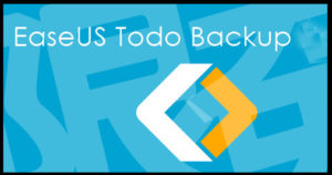 EaseUS Todo Backup for Windows