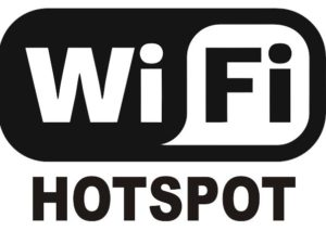 Windows 10 as a Wi-Fi Hotspot