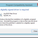 How to Check Unsigned Drivers on Windows 10