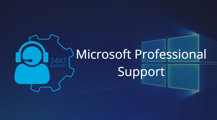 Microsoft Professional Support