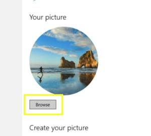 Restore The Default User Picture Avatar In Windows 10