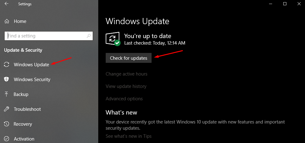 how to remove win 10 security updates