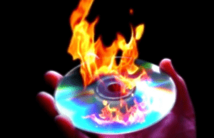 Burn a CD or DVD in Windows 10