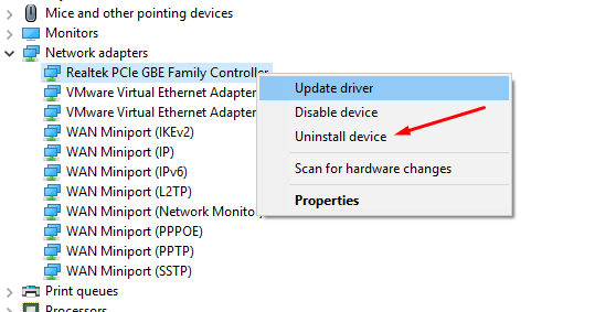 Can't connect to this network Windows 10 - Fixed