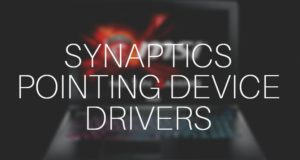 Synaptics Pointing Device Drivers