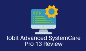 Iobit Advanced SystemCare Pro 13 Review