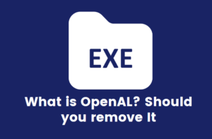 What is OpenAL exe